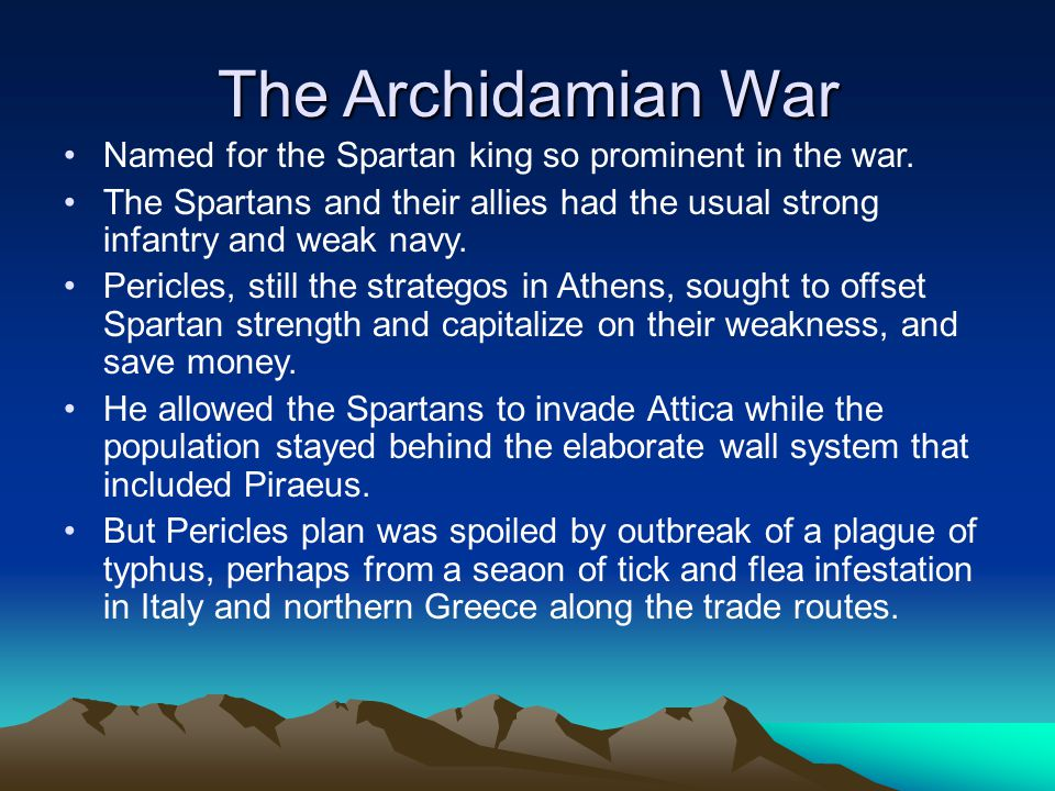 Persia and Sparta Sparta took 8 years after the Sicily debacle to defeat Athens, and they needed financial help from the Persians.