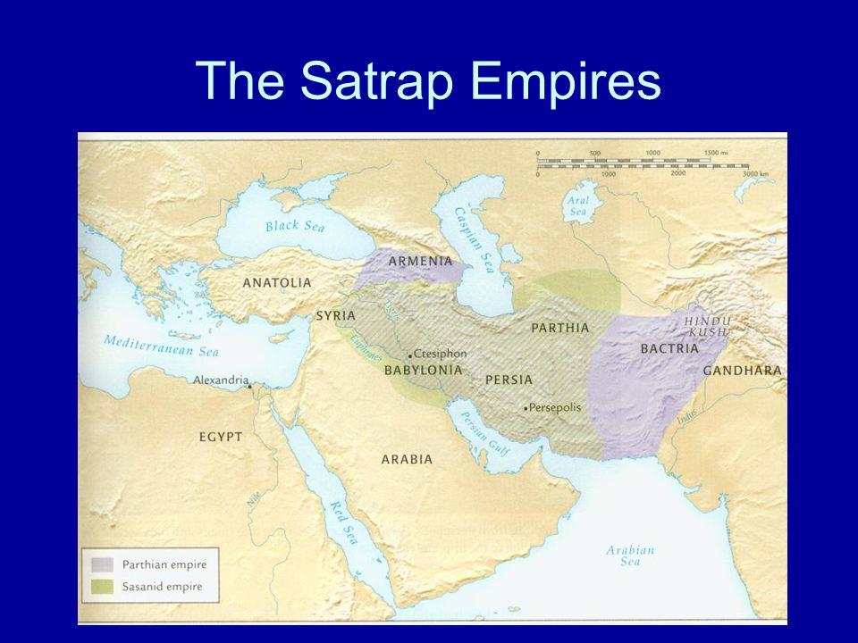 The Satrap Empires