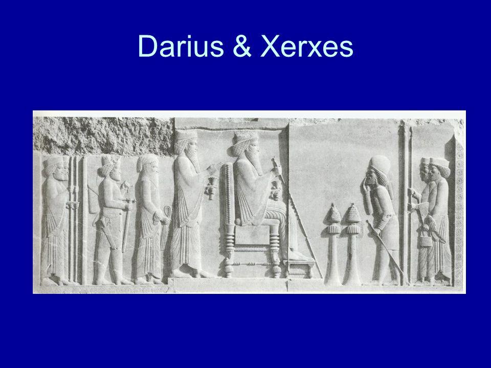 Darius & Xerxes