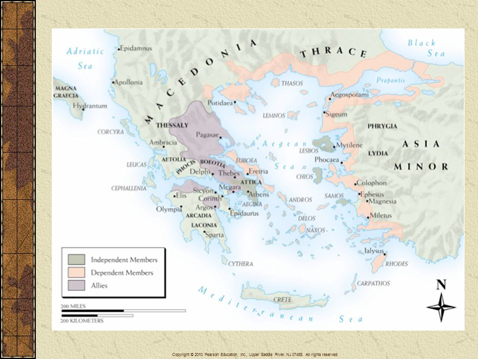 The Hellenistic World Three-century expansion of Greek culture through Mediterranean & Asia Copyright © 2010 Pearson Education, Inc., Upper Saddle River, NJ 07458.