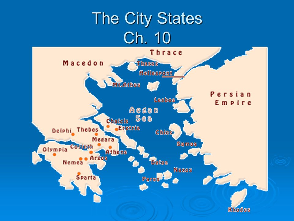 The City States Ch. 10
