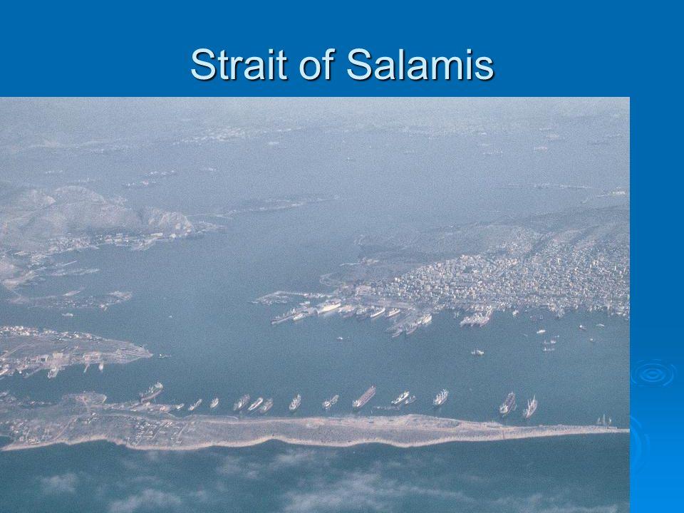 Strait of Salamis
