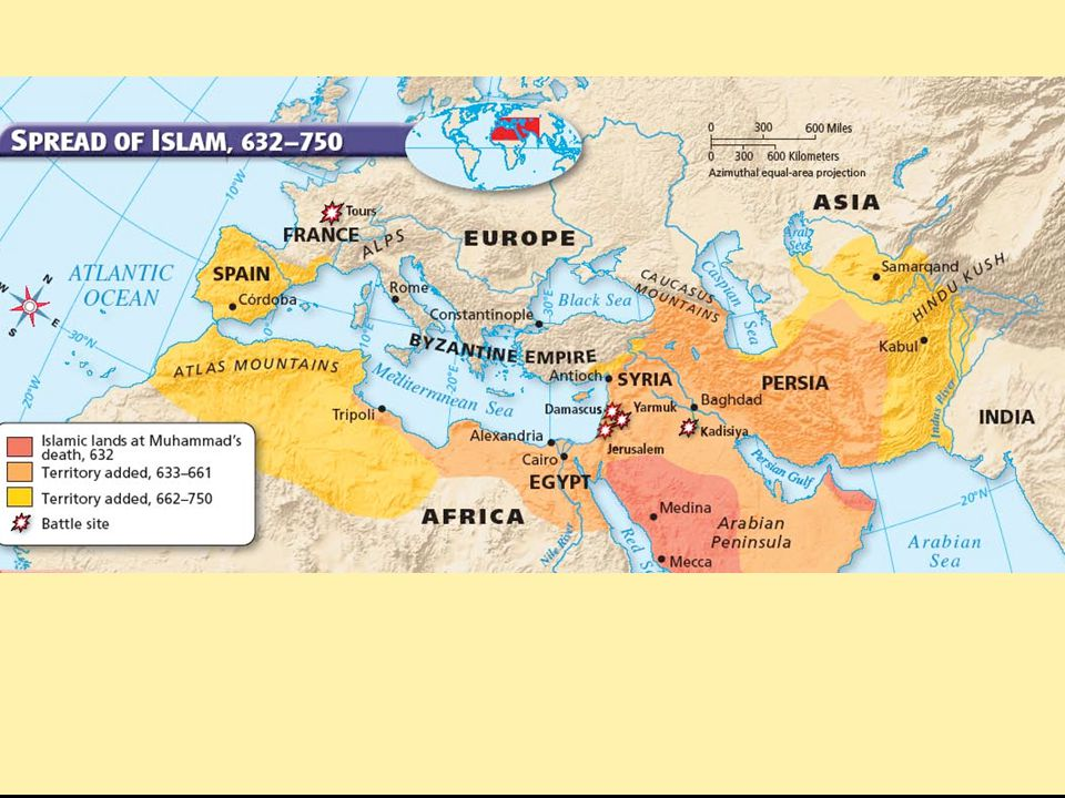 Muslim Civilization Section 2 What was the result of the succession conflict.