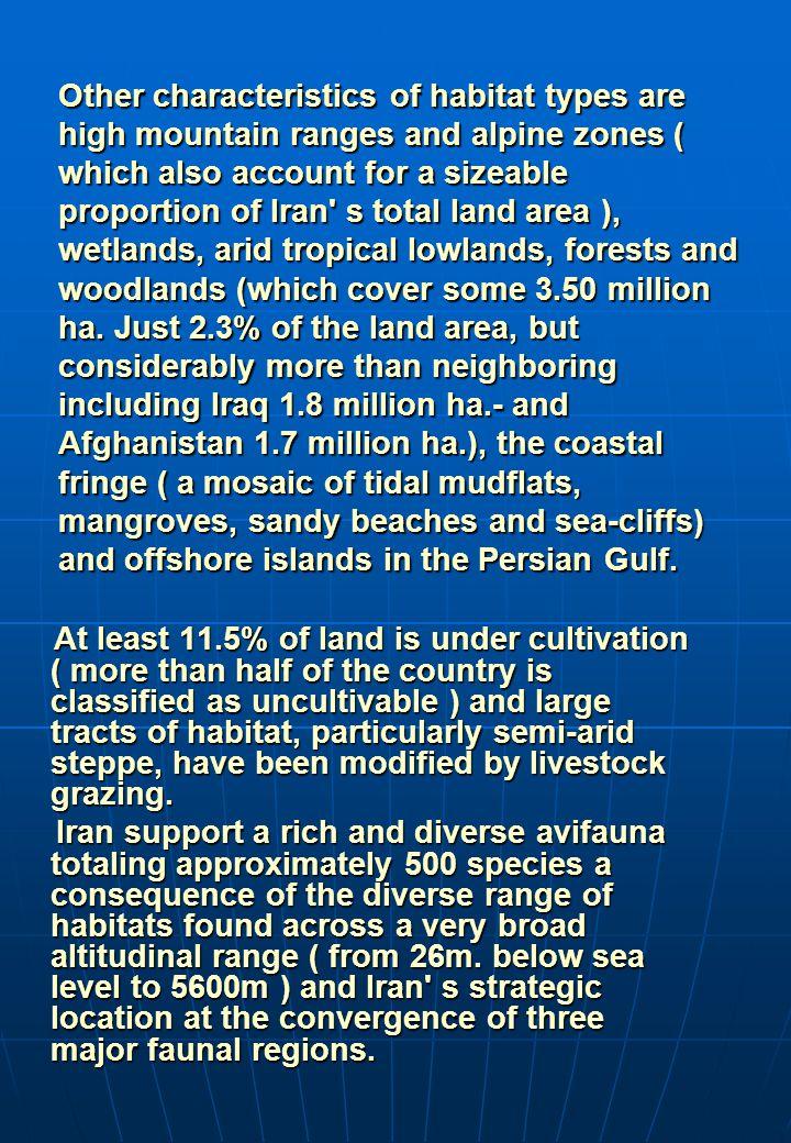 References Mansoori, J.1984. National Report of Iran.