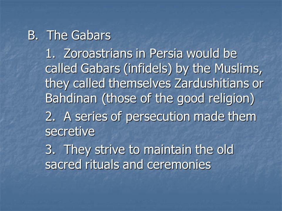 B. The Gabars 1.