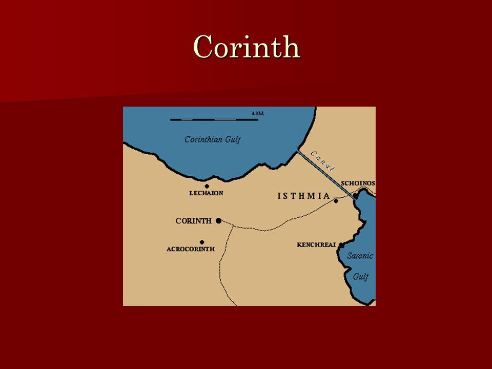 Corinth: Acropolis