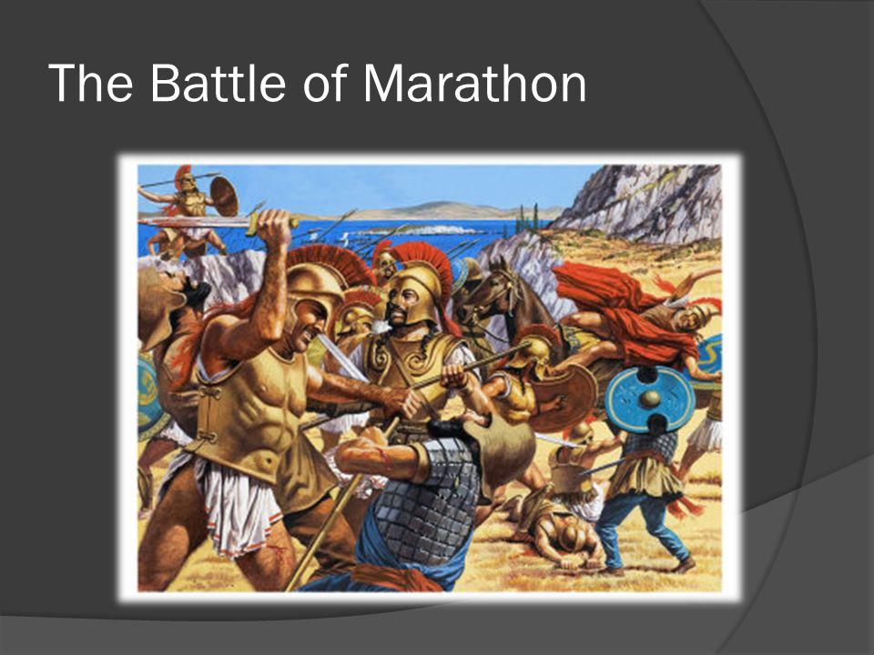  Who? The Persian Army vs. Athenian Army King Darius I of Persia