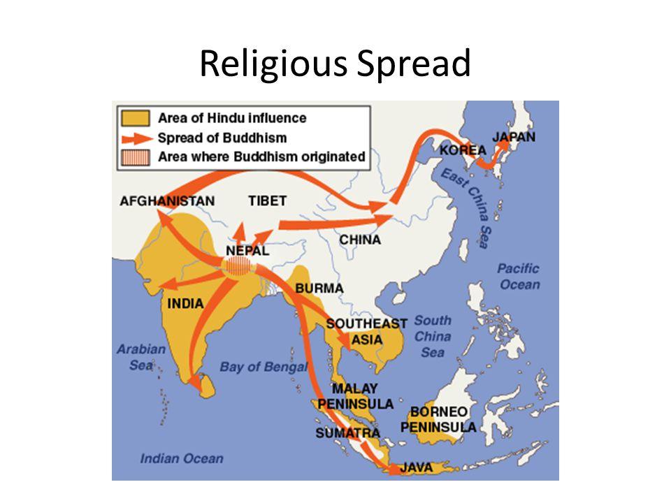 Religious Spread