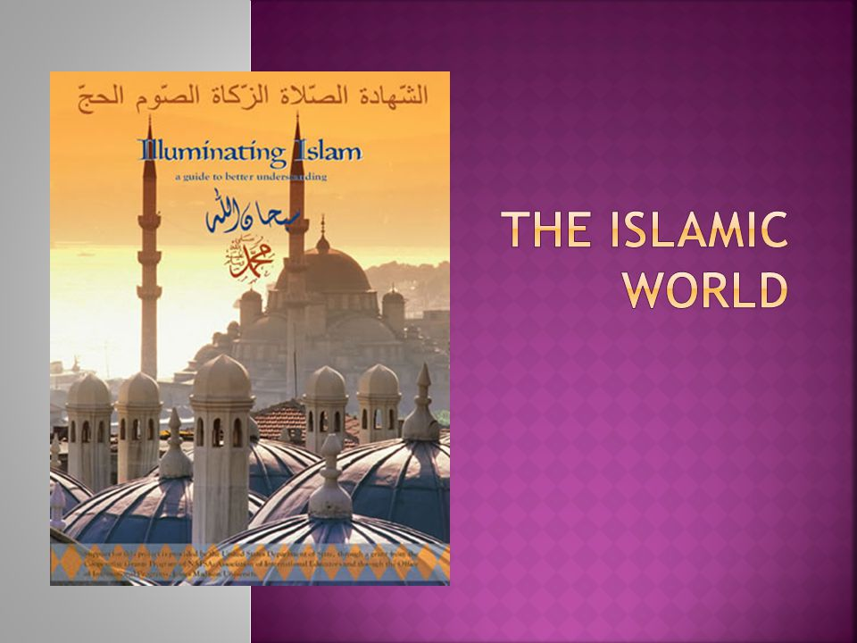  What are the major beliefs of Islam.