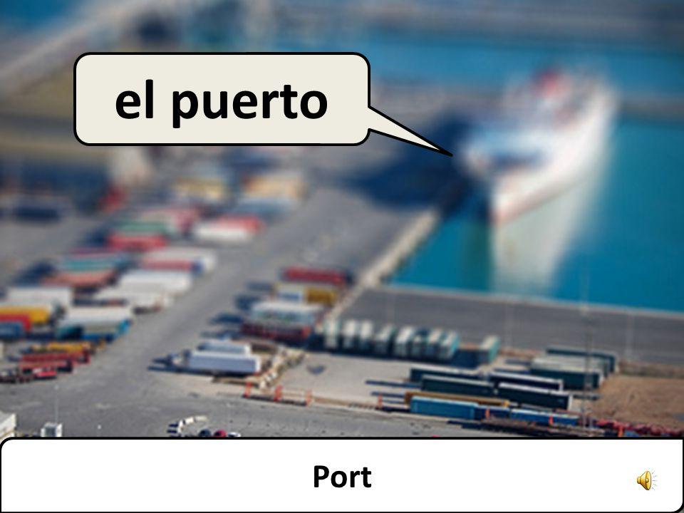 Ferry terminal la terminal de ferry