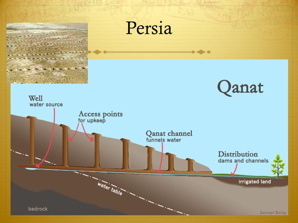 Persia – Power Vacuum