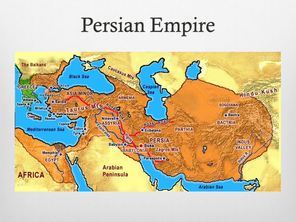 Persian EmpirePersian Empire