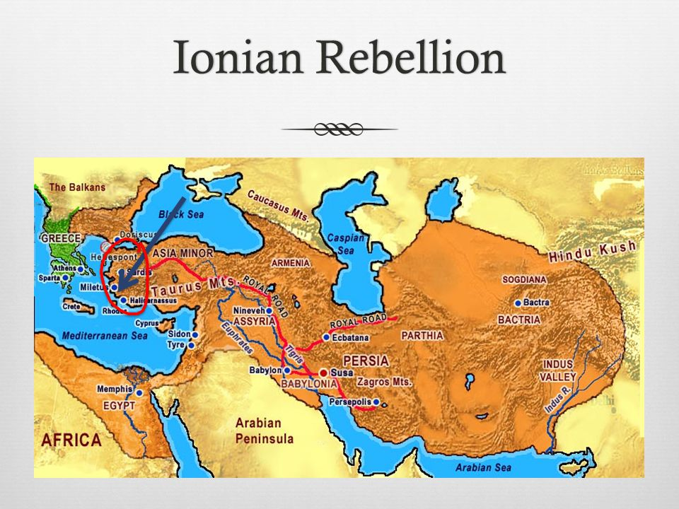Ionian RebellionIonian Rebellion