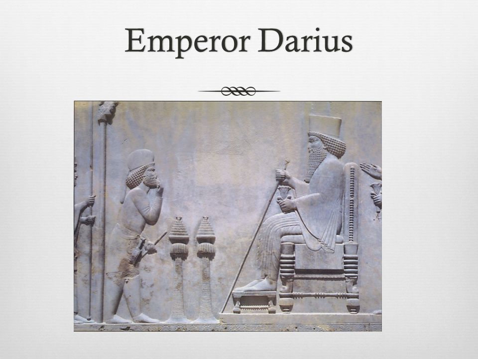 Emperor DariusEmperor Darius