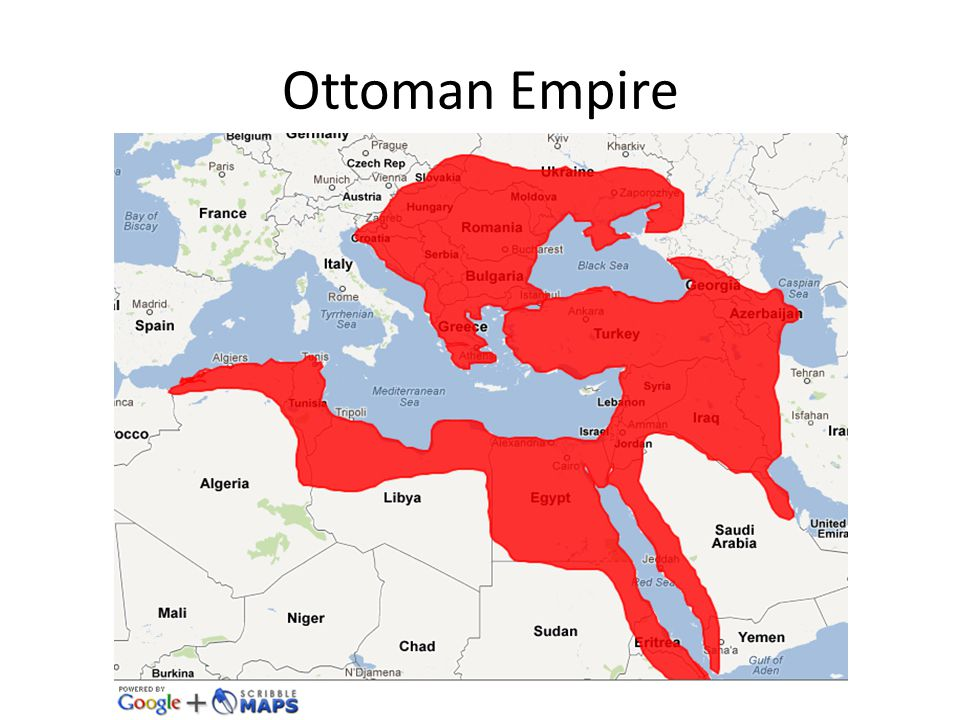 History Ottoman control ended with WW1.Power transitions to what country.
