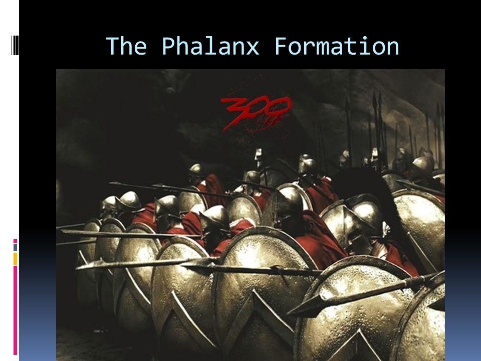 The Phalanx Formation