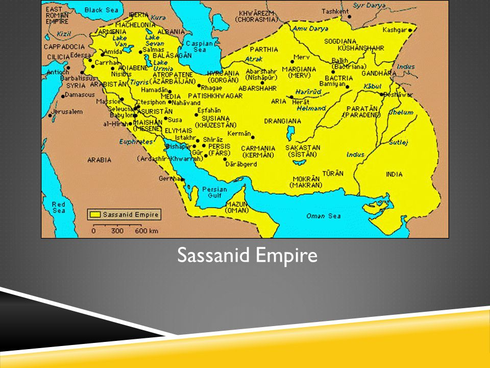Sassanid Empire