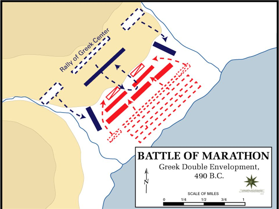 Thermopylae 480 B.C – – A large Persian force of roughly 200,000 marched along the Aegean Sea into Greece.