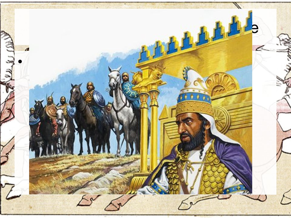 The Second Invasion of Greece 10 yrs.later  Xerxes I tried to conquer Greece.