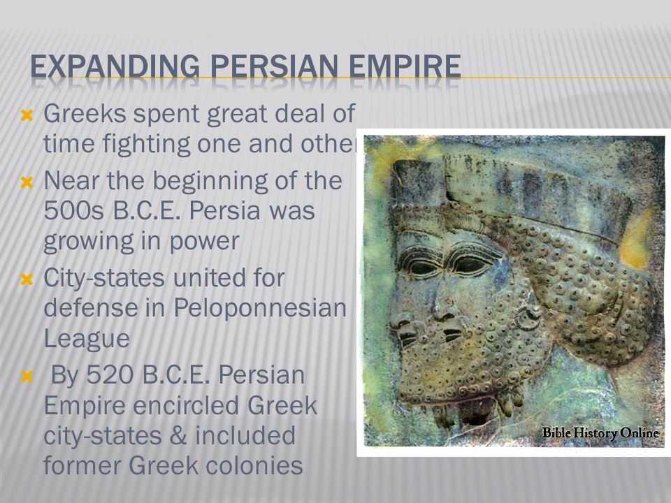 The Greek sense of uniqueness was increased  Athens emerged as most powerful city- state in Greece  Athens organized the Delian League, an alliance with other Greek city-states