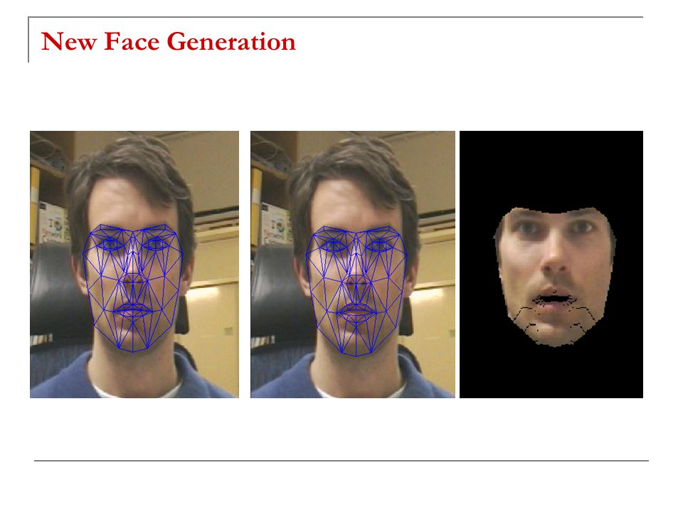 New Face Generation