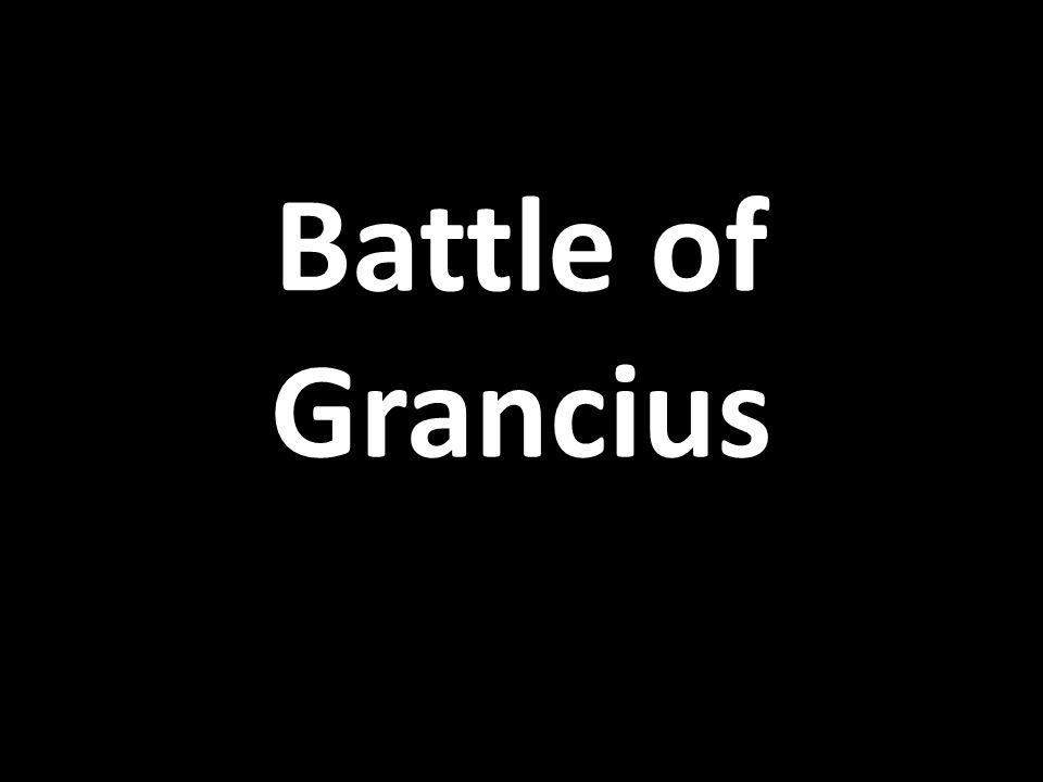 Battle of Grancius