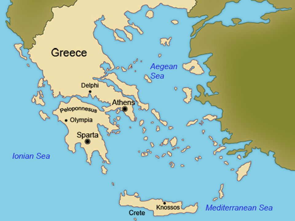 I Rise of the Greek City-States A) After the fall of the Mycenaean civilization, the Dorians invaded Greece from the north and settled in the Peloponnesus (they would later become the Spartans).