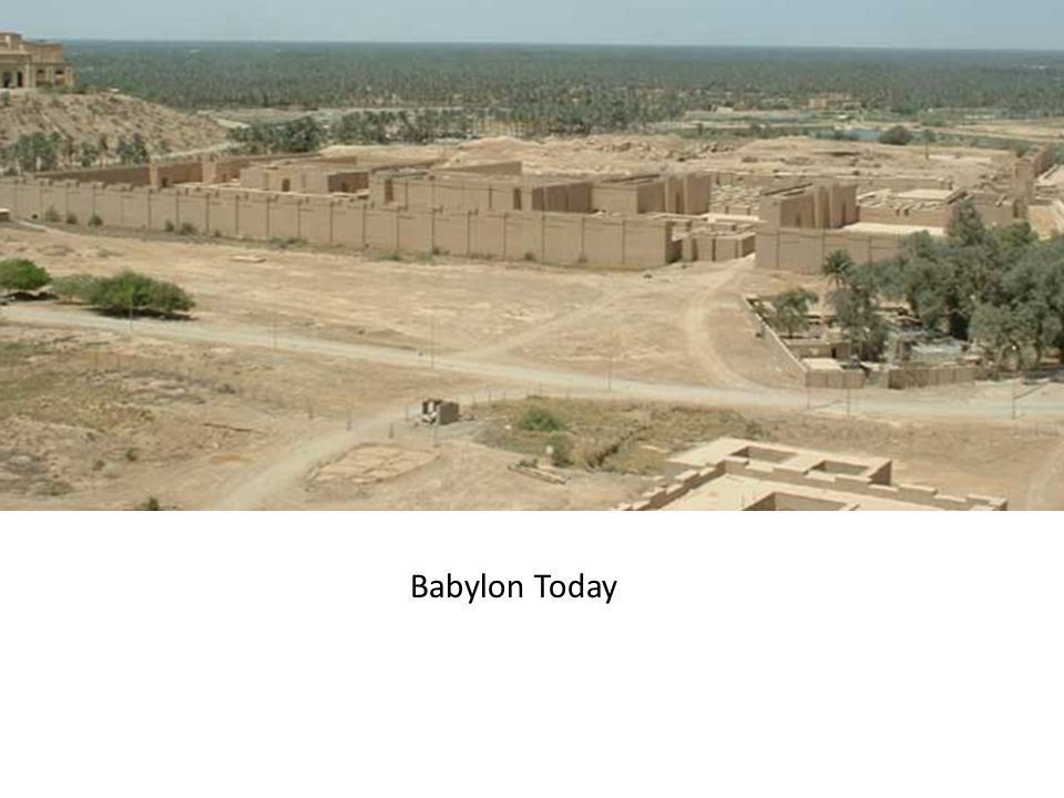Babylon Today