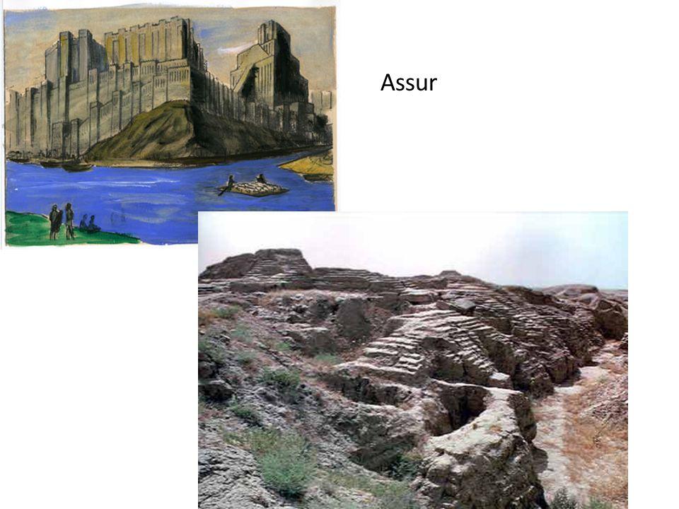 B. Assyrian Empire A land bathed in blood. Fertile Crescent & Egypt destroyed Babylon 700 BC