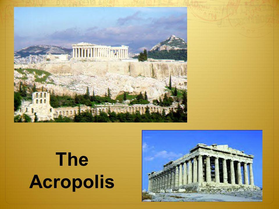 OwlTeacher.com The Acropolis