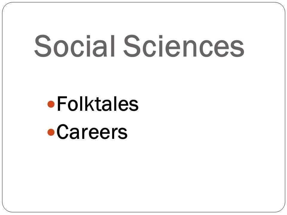 Folktales Careers
