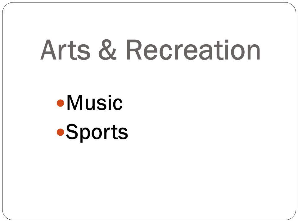 Music Sports