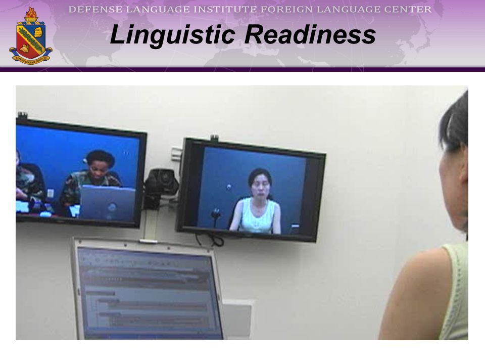Linguistic Readiness