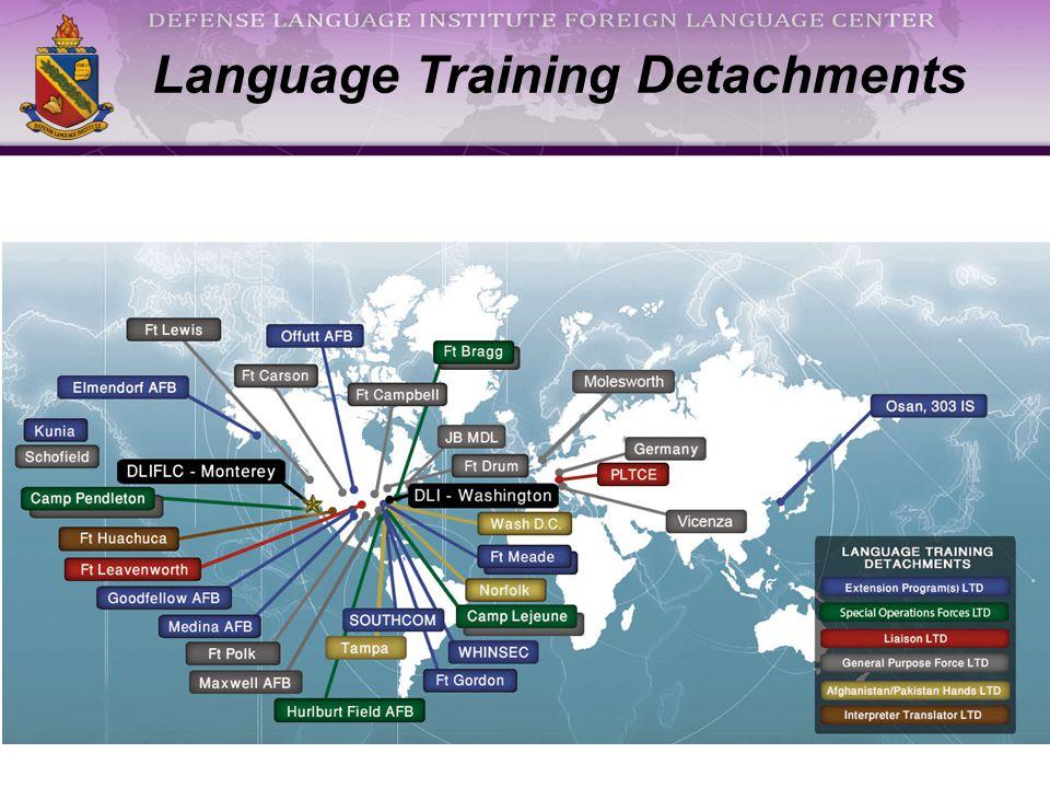 Language Training Detachments