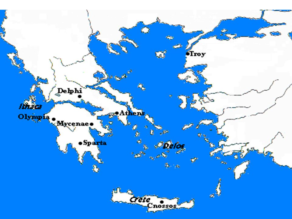 Minoans Located in the middle of the Aegean Sea, the isle of Crete was home to a brilliant civilization The people who lived their were called Minoans