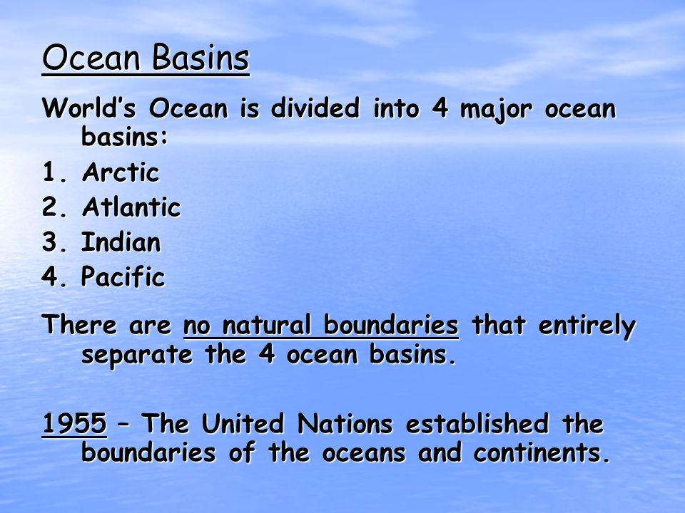 Seas as Enclosed Lakes