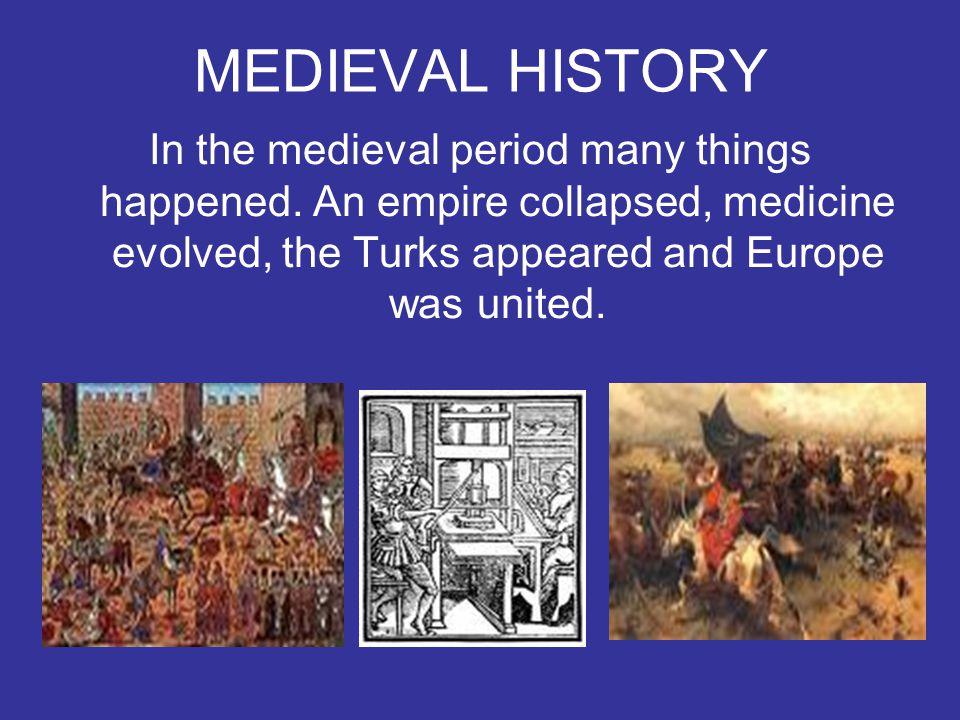 PRESENT HISTORY The present history is a dark era.