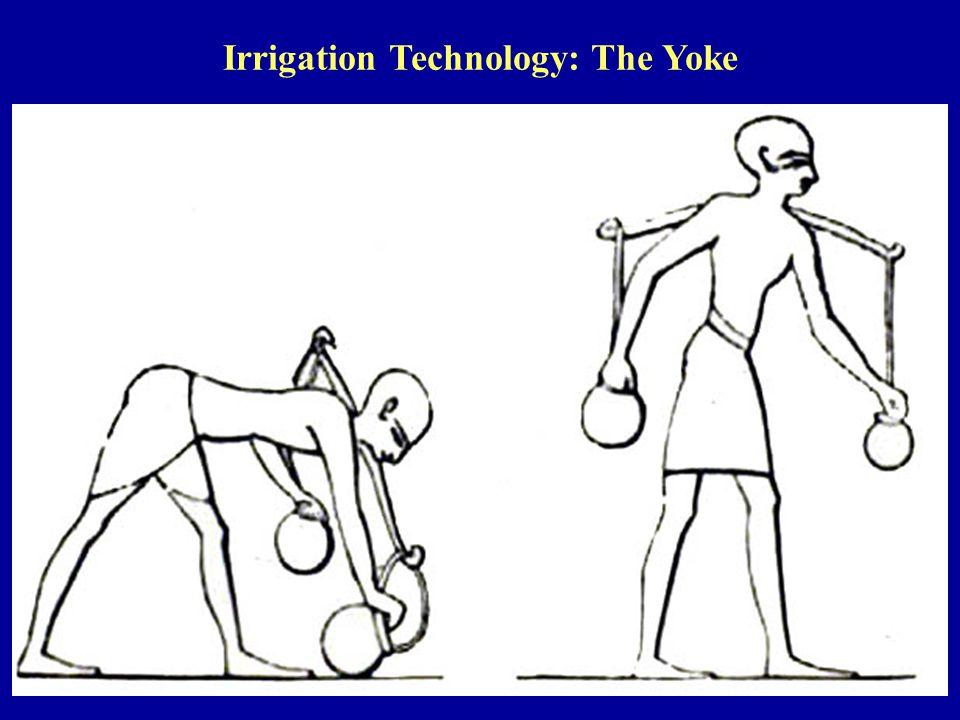 Irrigation Technology: The Yoke
