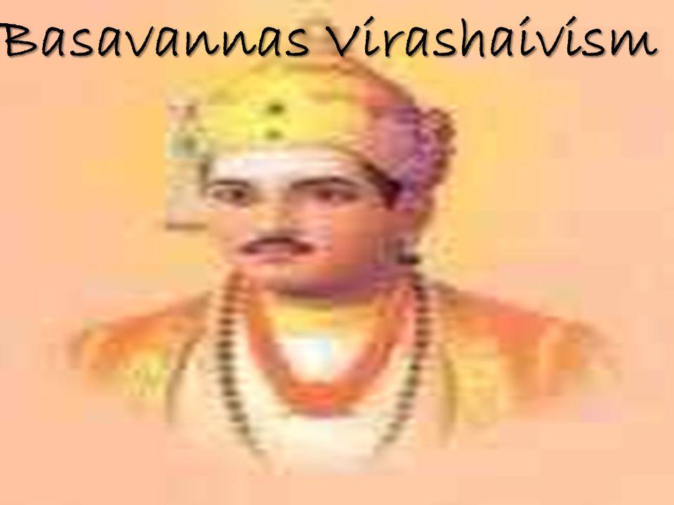 Basavannas Virashaivism