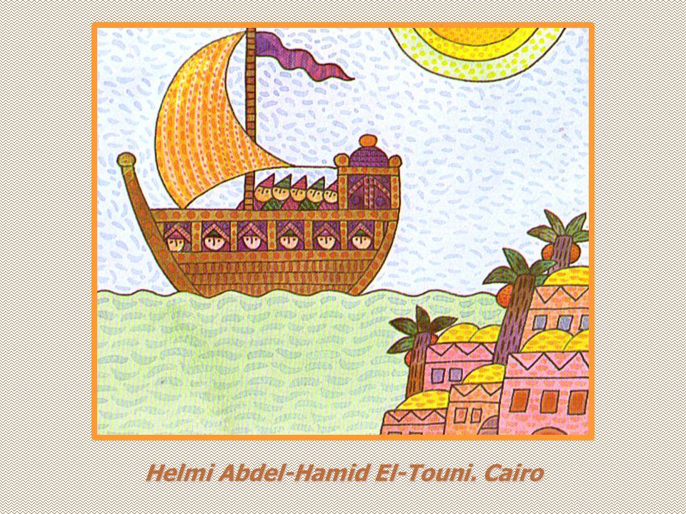 Helmi Abdel-Hamid El-Touni. Cairo