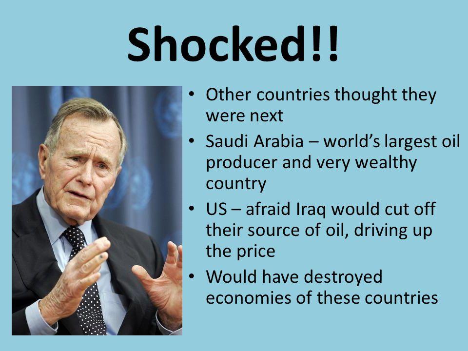 Shocked!.
