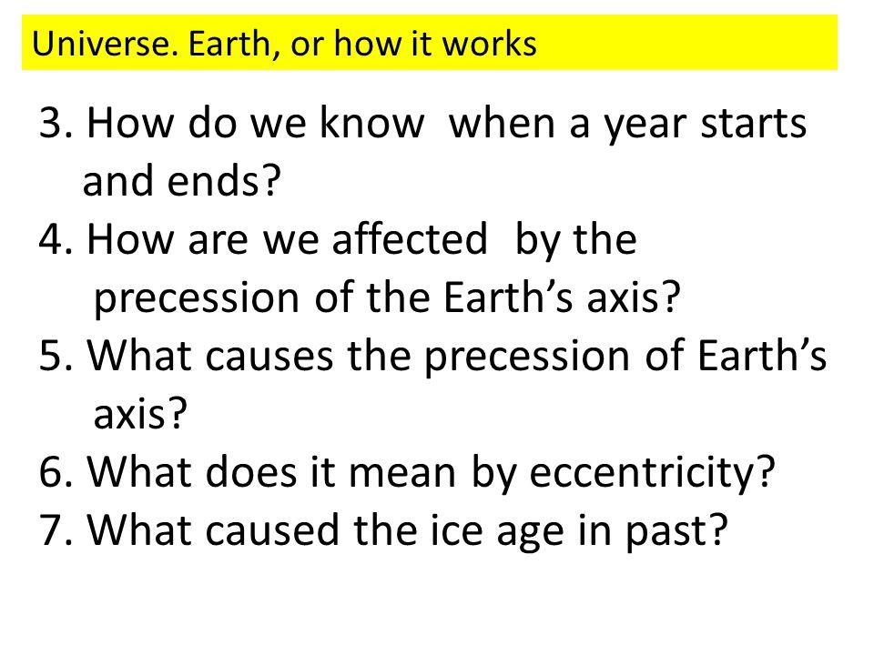 Universe. Earth, or how it works 11min https://www.youtube.com/watch?v=I3RBsOQU71g