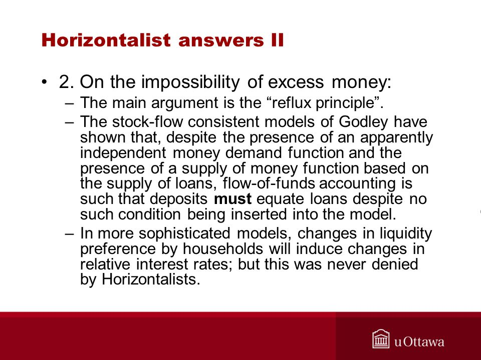 Horizontalist answers II 2.