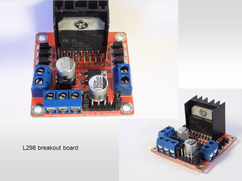 L298 breakout board