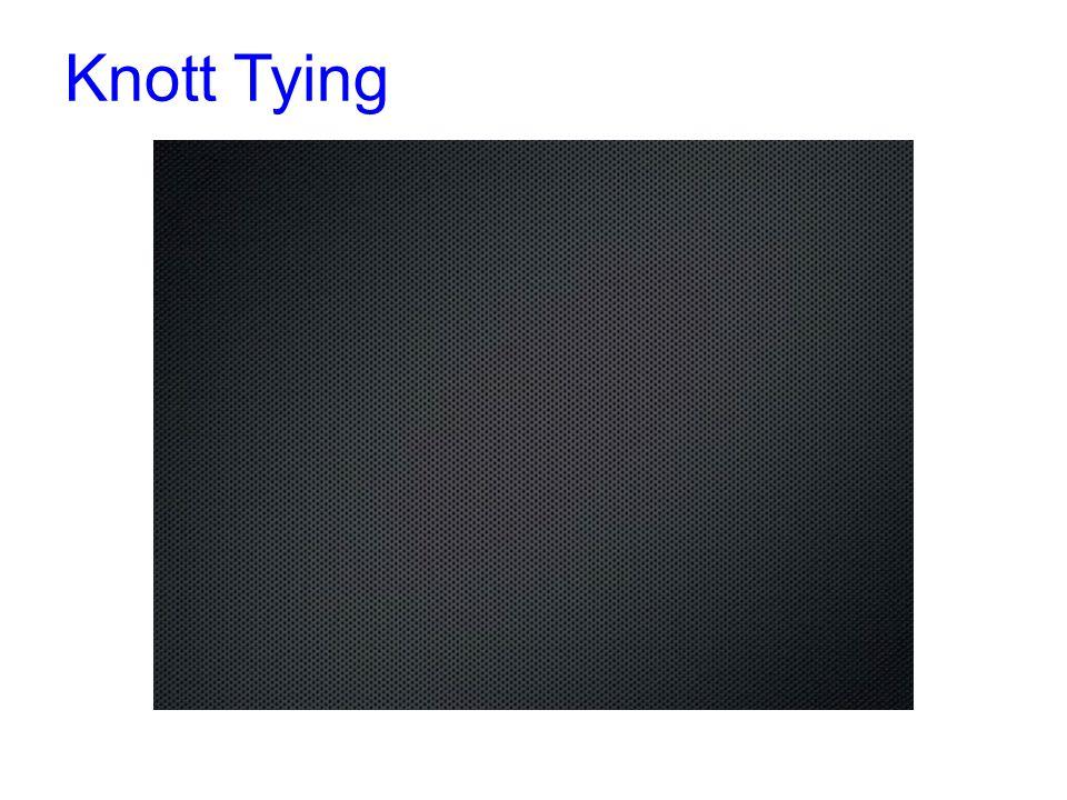 Knott Tying