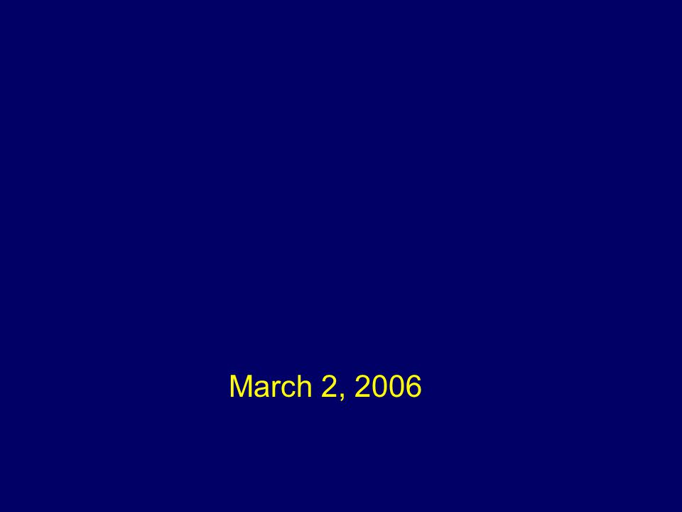 March 2, 2006