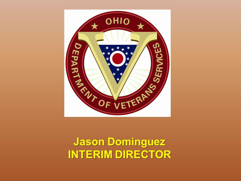 Jason Dominguez INTERIM DIRECTOR