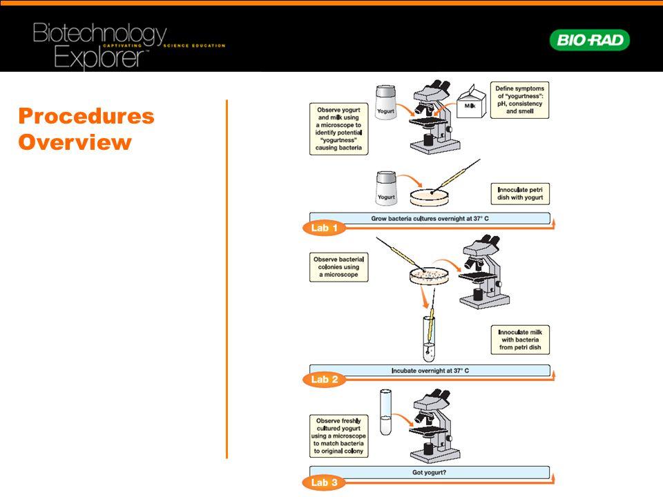 Procedures Overview