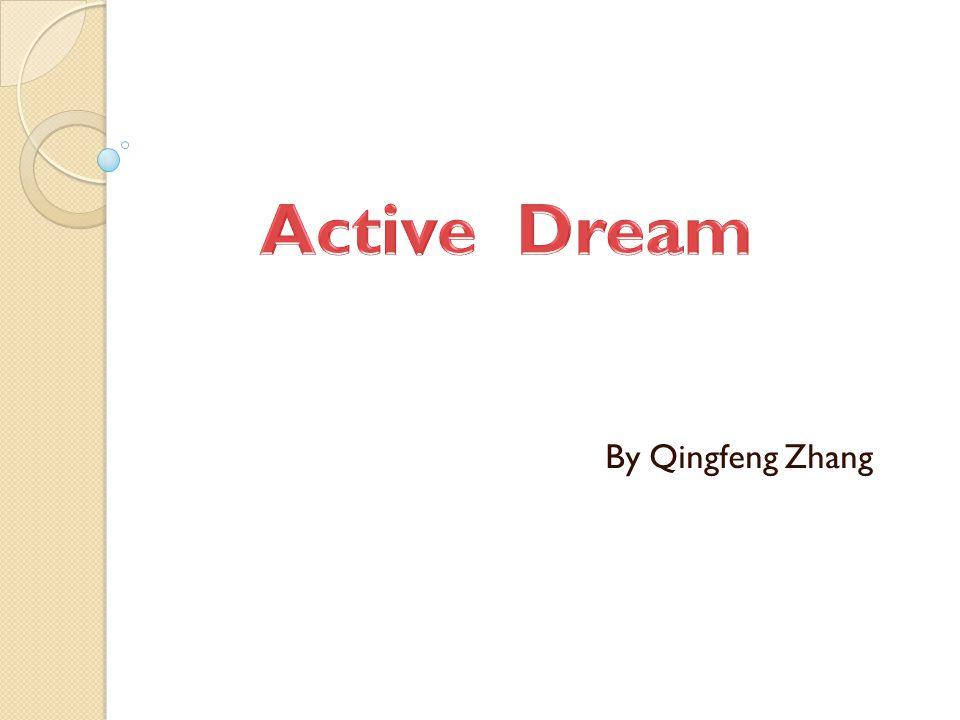 By Qingfeng Zhang