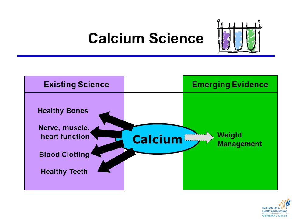 Calcium Intake and Kids